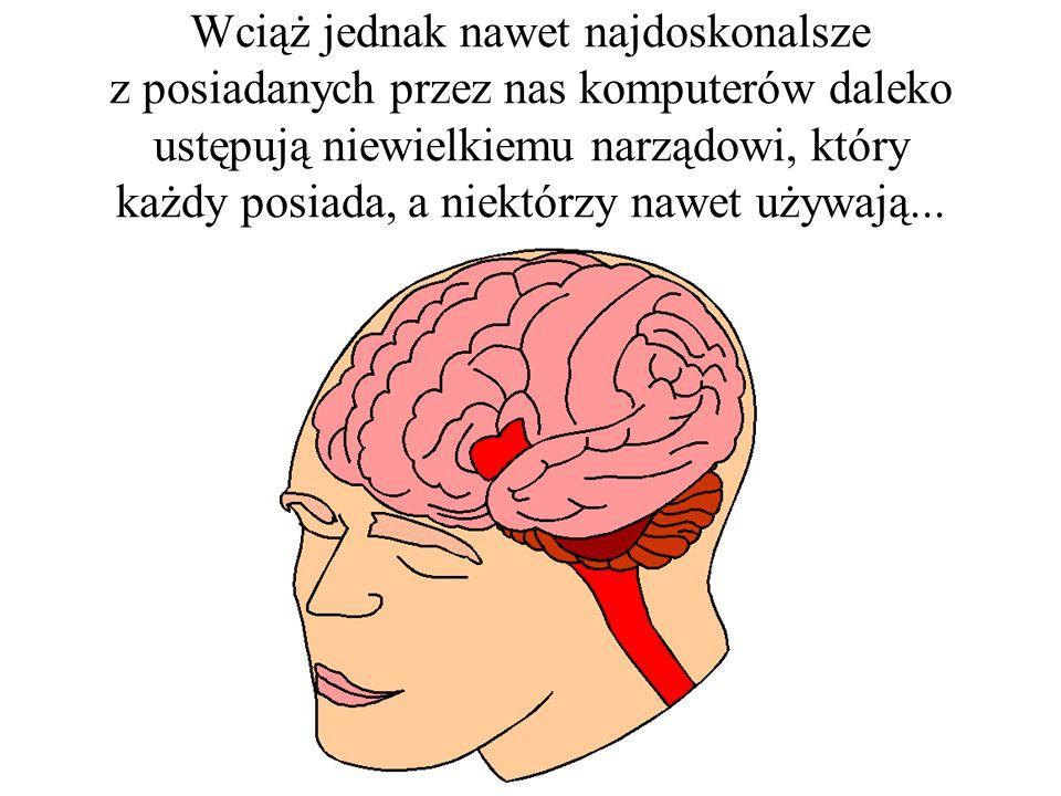 Dobierając współczynniki wagowe wejść neuronu można wpływać na kształt jego nieliniowej charakterystyki!
