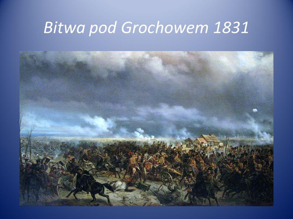 Bitwa pod Grochowem 1831