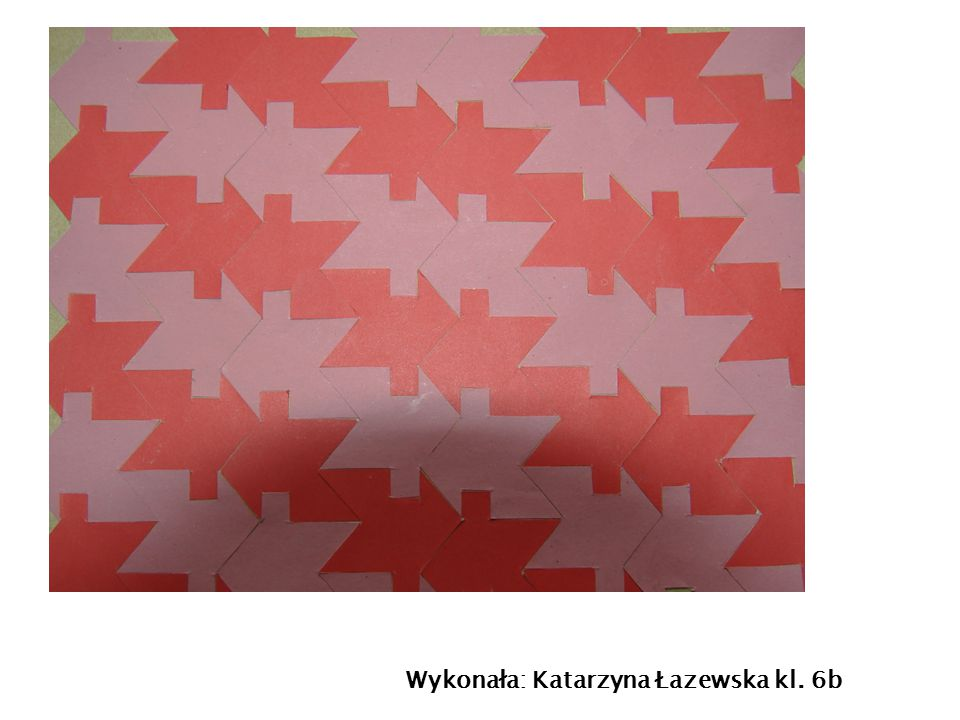 Wykonała: Katarzyna Łazewska kl. 6b
