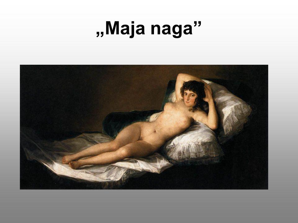 """Maja naga"