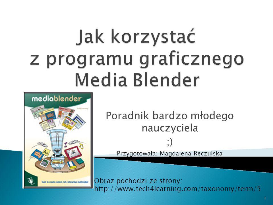 Poradnik bardzo młodego nauczyciela ;) Przygotowała: Magdalena Reczulska Obraz pochodzi ze strony: http://www.tech4learning.com/taxonomy/term/5 1