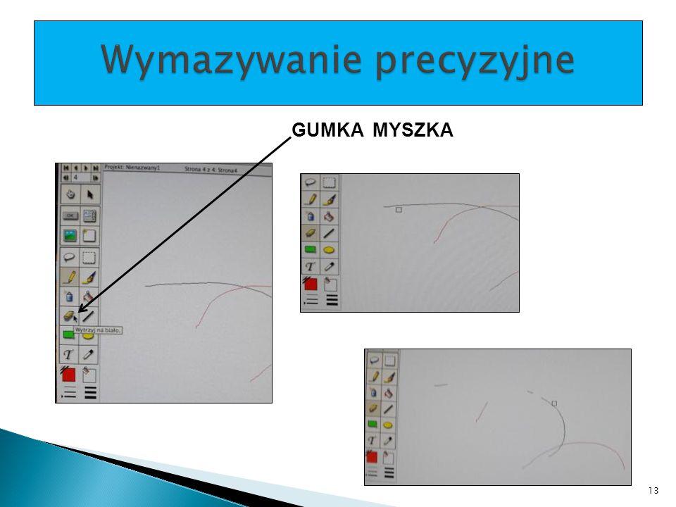 GUMKA MYSZKA 13