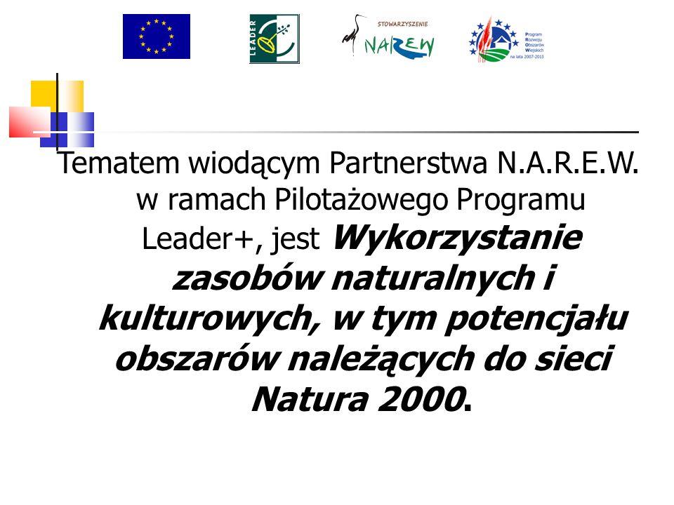 Cele LSR Stowarzyszenia N.A.R.E.W.