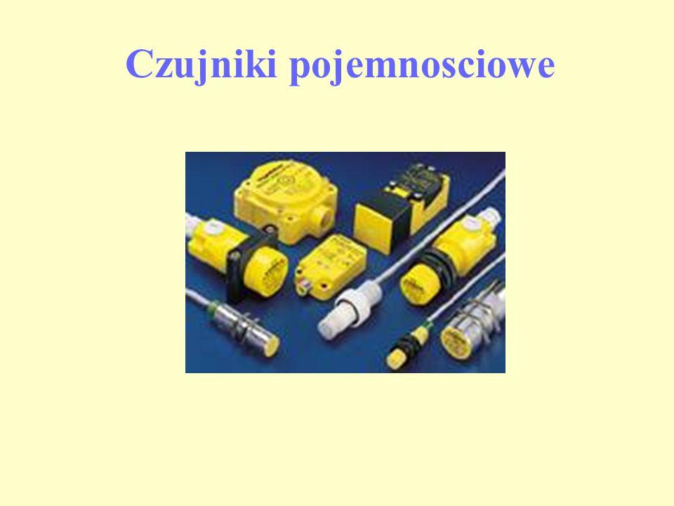 Capacitive Sensors Czujniki pojemnosciowe