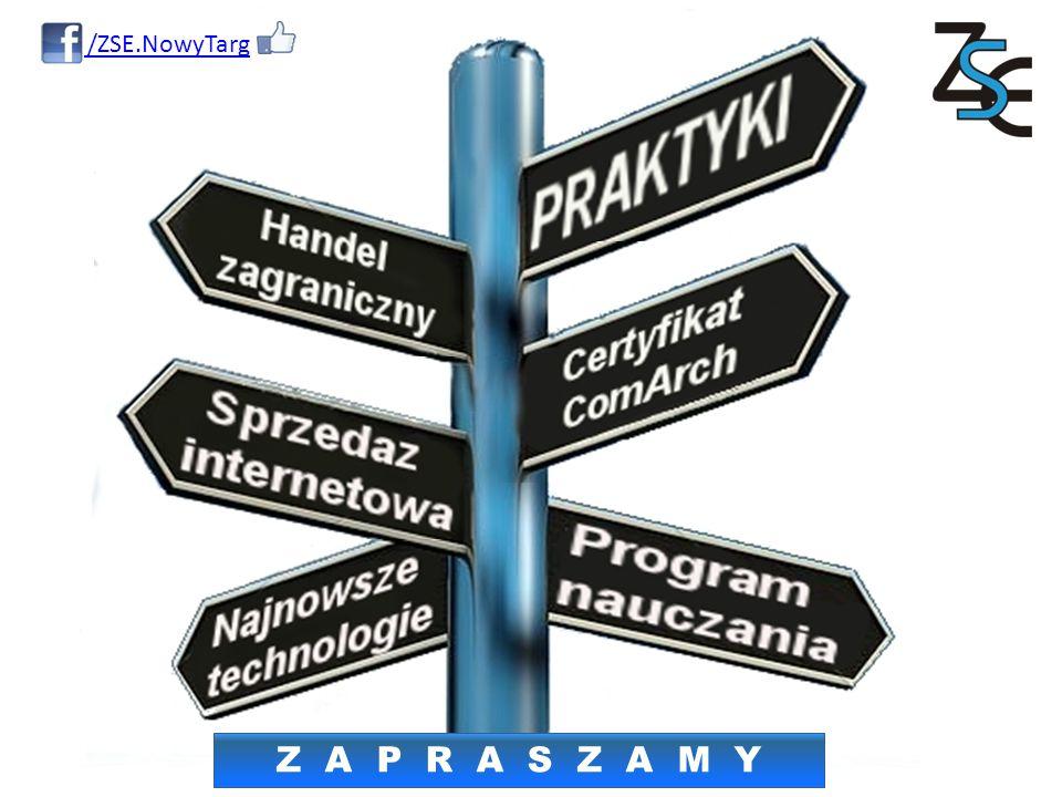 Z A P R A S Z A M Y FB /ZSE.NowyTarg