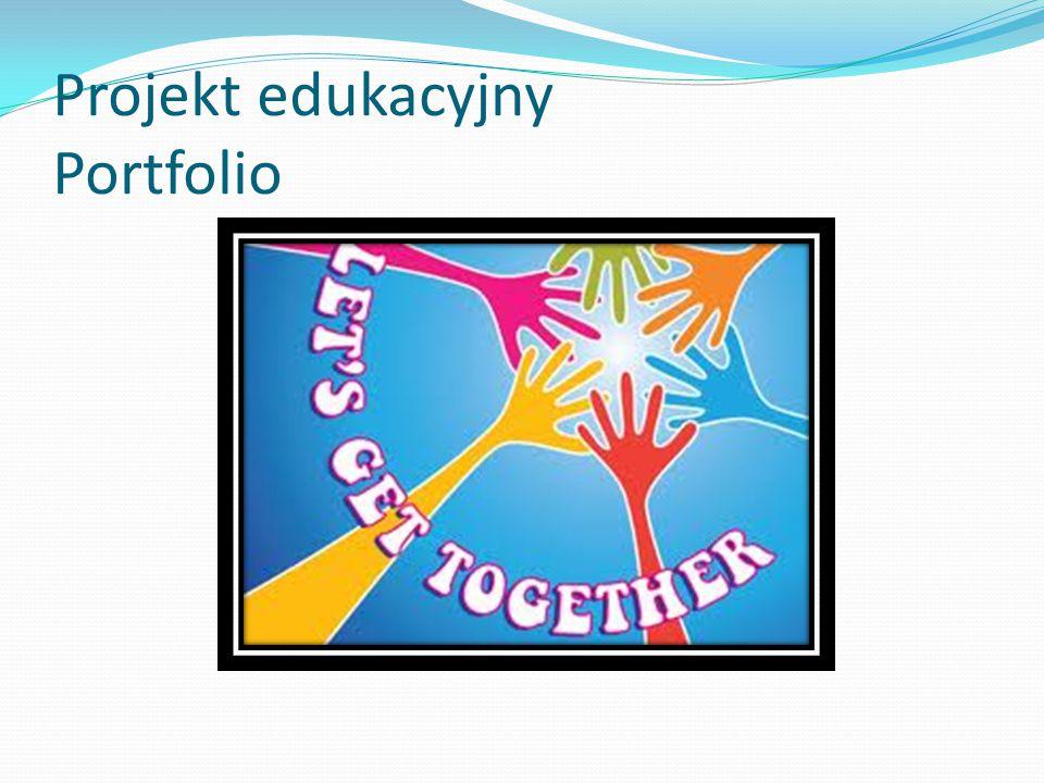 Projekt edukacyjny Portfolio