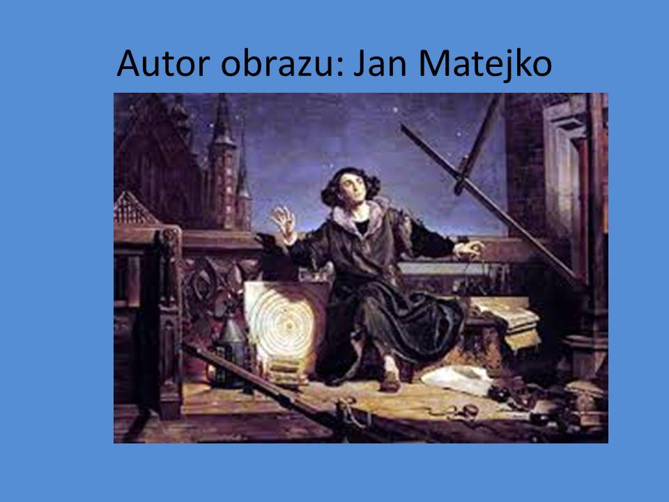 Polski astronom, urodził się 19.02.1473 r.w Toruniu przy ul.