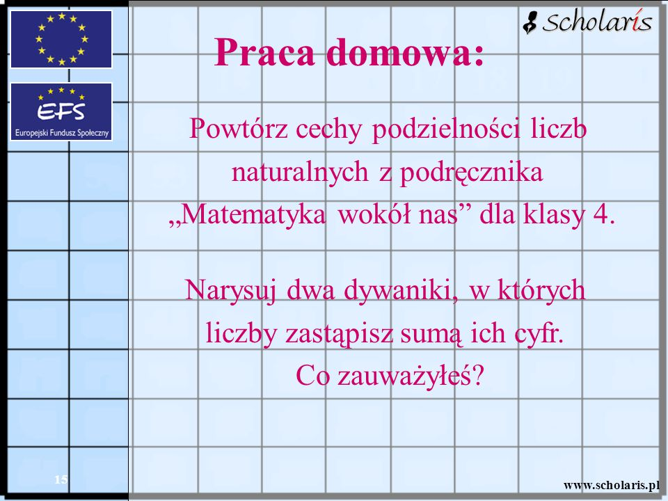 www.scholaris.pl 14 100999897969594939291 90898887868584838281 80797877767574737271 70696867666564636261 60595857565554535251 50494847464544434241 403