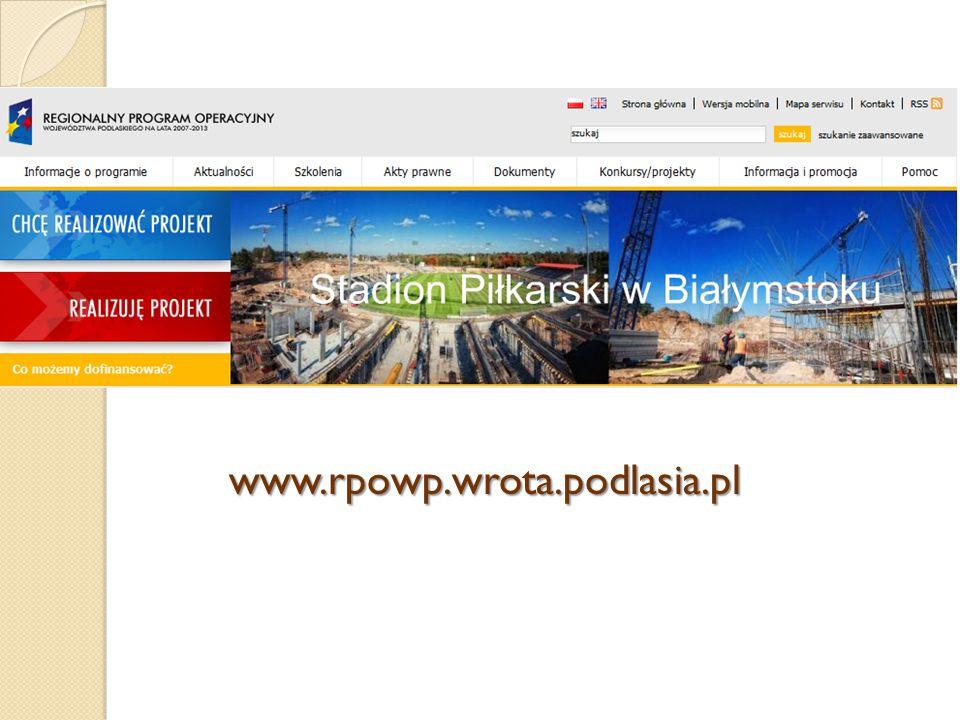 www.rpowp.wrota.podlasia.pl