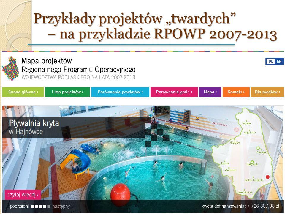 Podniesienie potencjału Politechniki Białostockiej poprzez rozbudowę i doposażenie bazy dydaktyczno – laboratoryjnej uczelni Poprawa konkurencyjności firmy PLUM poprzez wprowadzenie na rynek innowacyjnego produktu – regulatora EkoMax PID
