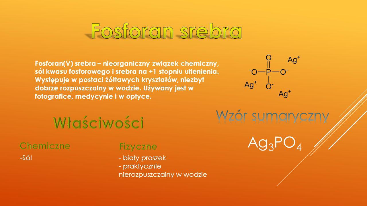 Fosforan cynku wykorzystuje się w farbach antykorozyjnych aby zabezpieczyć stal przed rdzą.