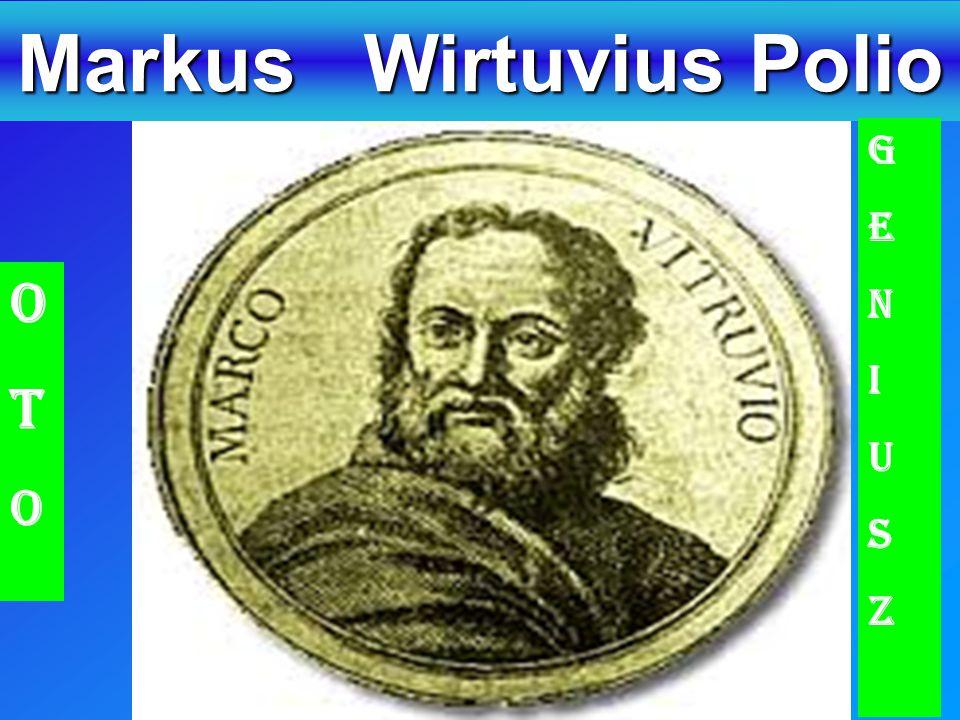Markus Wirtuvius Polio oTooTo geniuszgeniusz