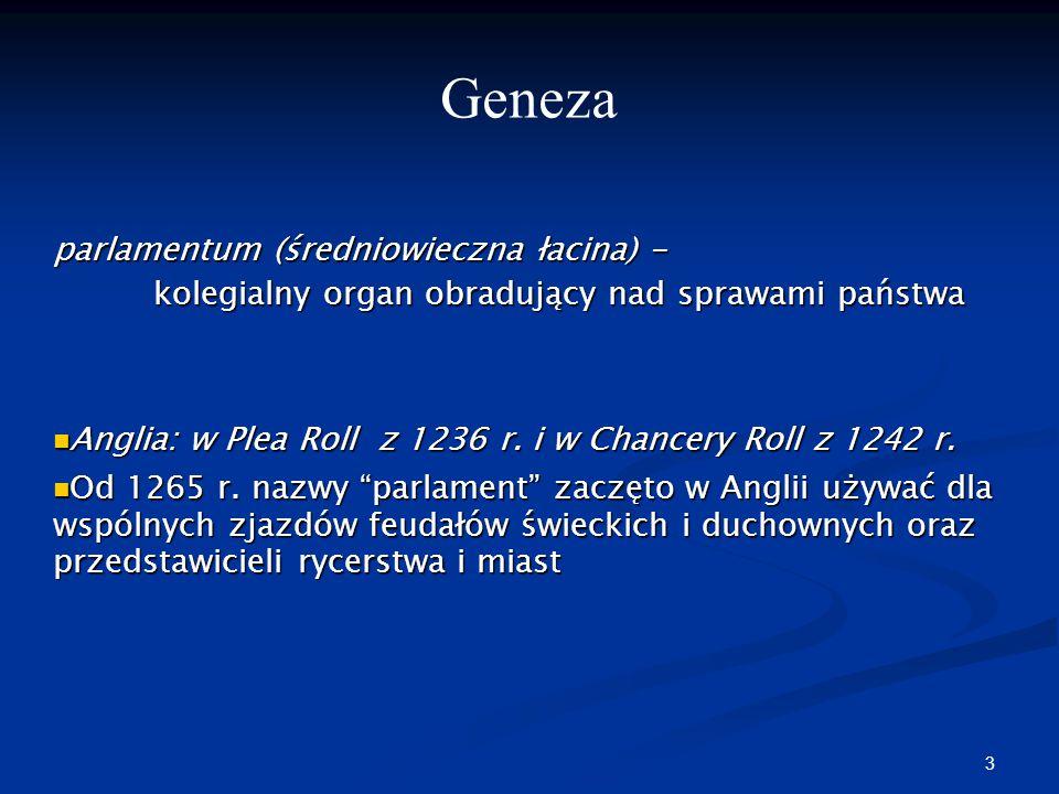 2 Art. 10 Konstytucji RP (zasada trójpodziału) władza ustawodawcza – Sejm i Senat władza ustawodawcza – Sejm i Senat władza wykonawcza – władza wykona