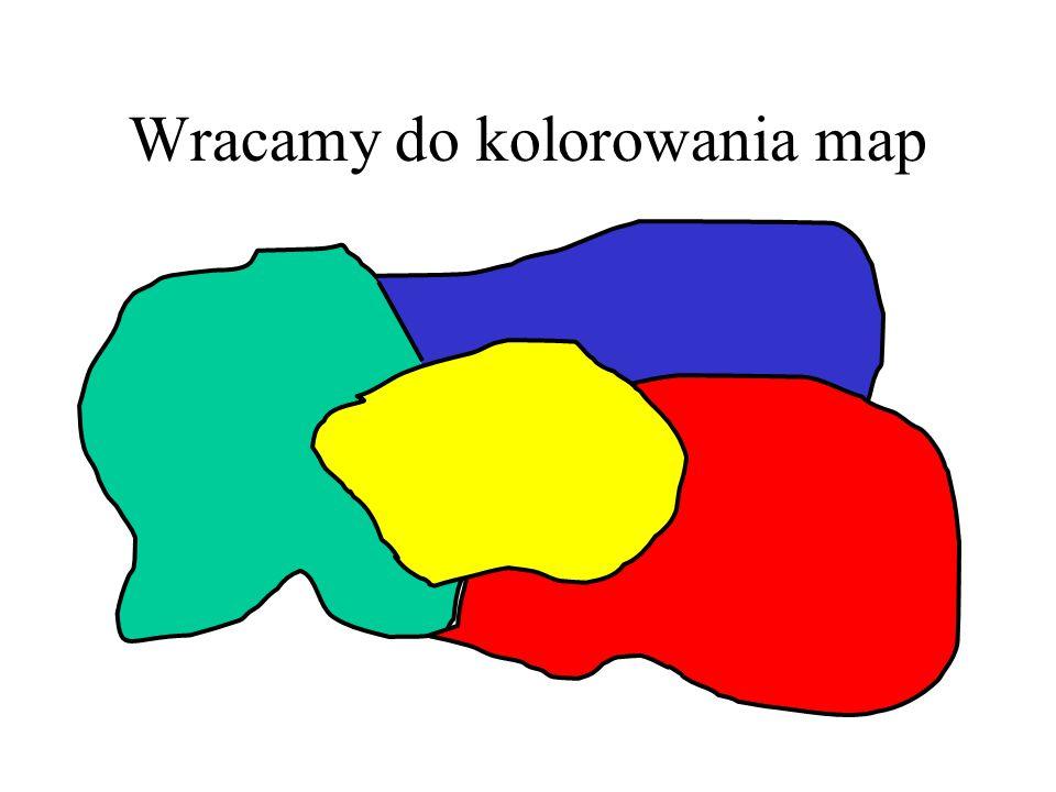 Wracamy do kolorowania map