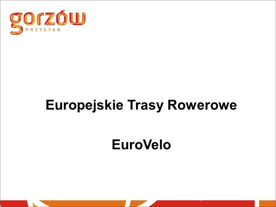 Europejskie Trasy Rowerowe EuroVelo