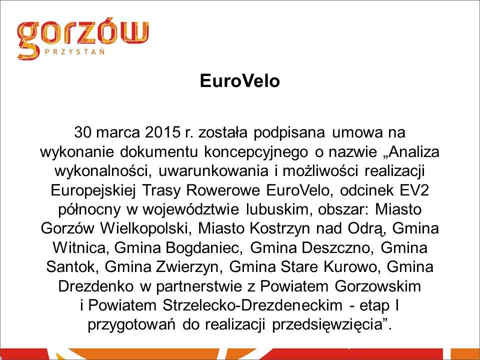 EuroVelo 30 marca 2015 r.