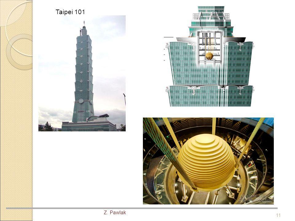 Z. Pawlak 11 Taipei 101