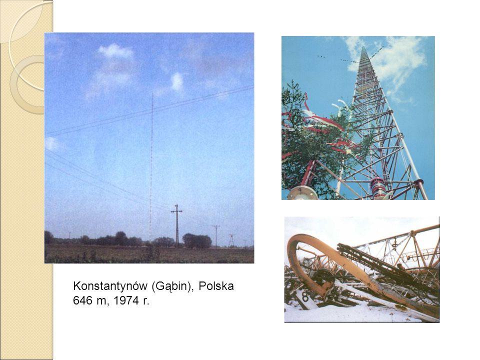 Konstantynów (Gąbin), Polska 646 m, 1974 r.