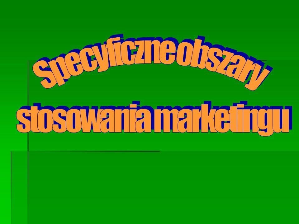 Elementy systemu marketingu Marketing zewnętrzny Marketing interakcyjny Marketing wewnętrzny Zarząd firmy Współpracownicy Klienci