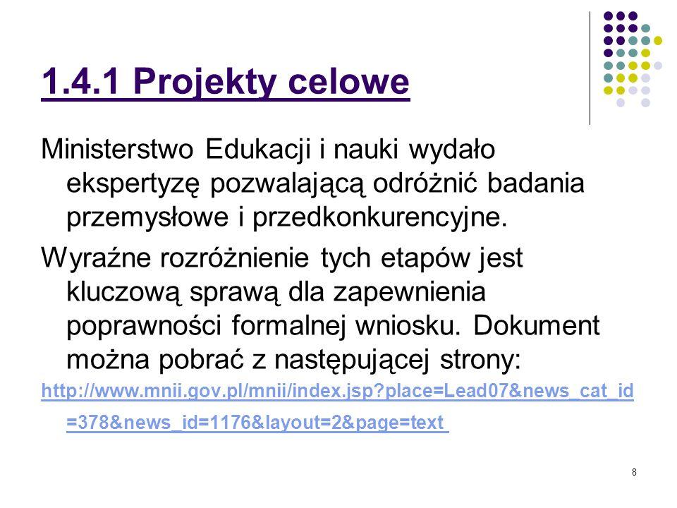 9 INTERREG III A Polska - Czechy
