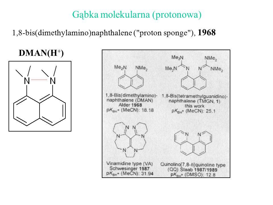 Gąbka molekularna (protonowa) 1,8-bis(dimethylamino)naphthalene (
