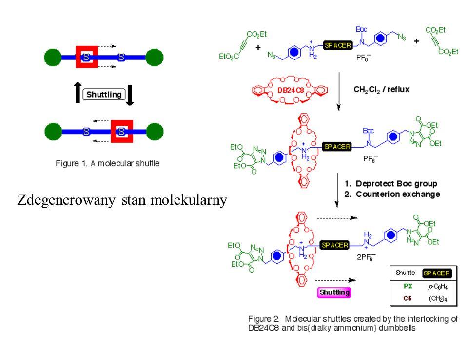 Zdegenerowany stan molekularny