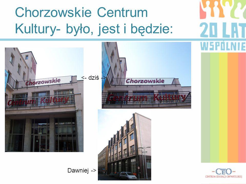Młodzieżowe Centrum Kultury- ulubione miejsce młodych: <- Występ