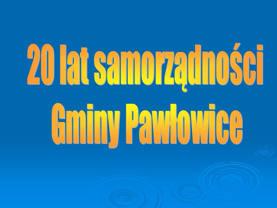 Gmina Pawłowice – informacje ogólne Nazwa naszej miejscowości pochodzi prawdopodobnie od imienia Paweł.