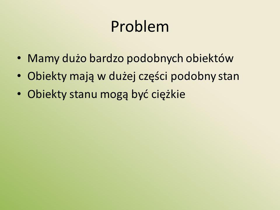 Przykłady Ta prezentacja – Slajdy mają wspólne tło – Czcionki mają wspólny kolor i krój Teksty w edytorach Java: Obiekt String