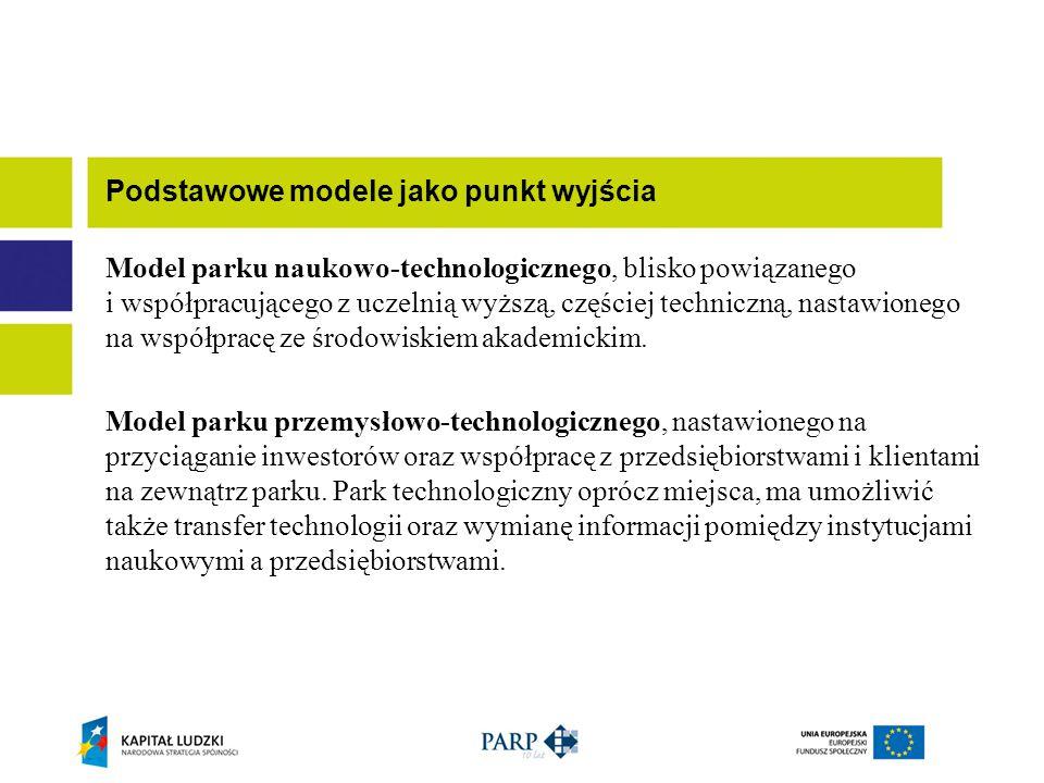 Model parku naukowo-technologicznego, blisko powiązanego i współpracującego z uczelnią wyższą, częściej techniczną, nastawionego na współpracę ze środowiskiem akademickim.