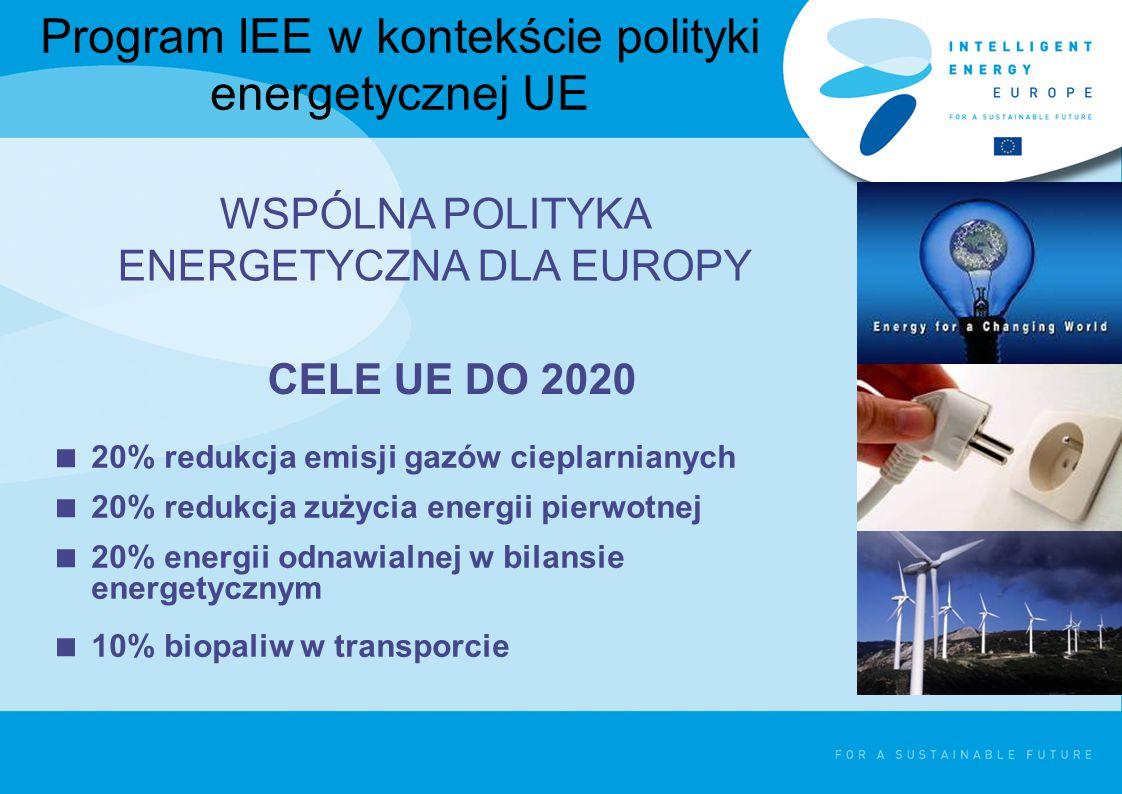 >Włączenie polityk w zakresie zrównoważonej energii do działań władz lokalnych.