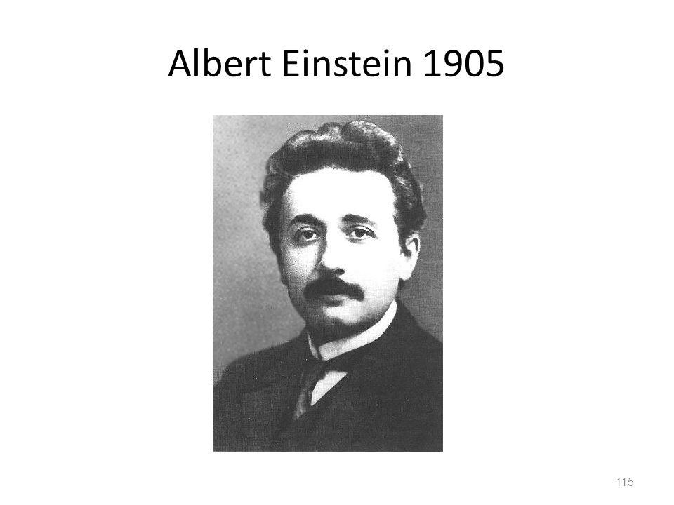Albert Einstein 1905 115