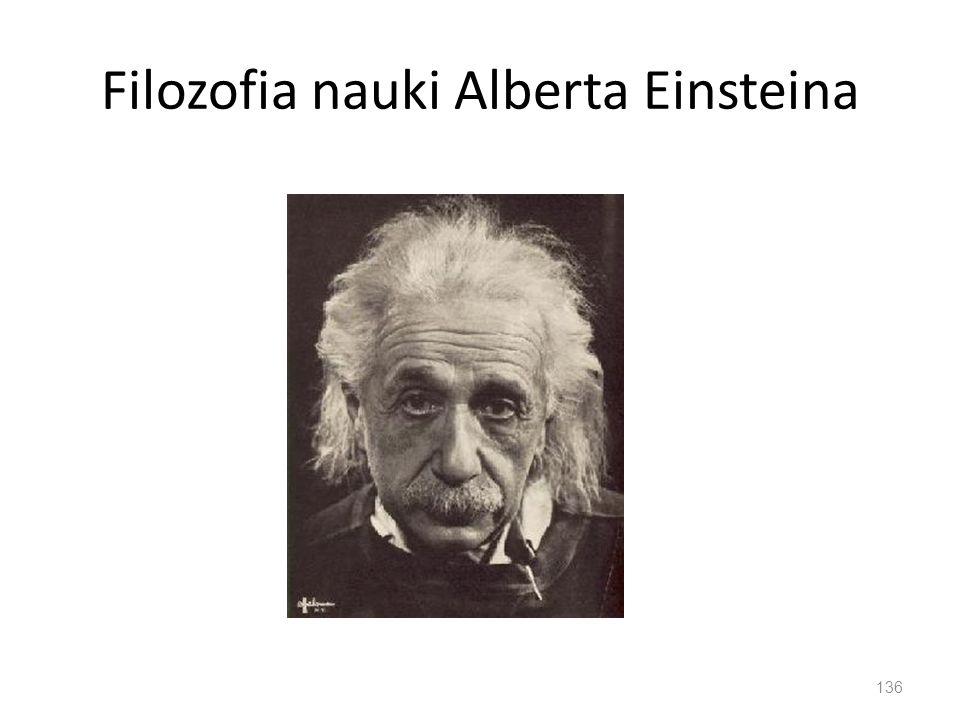 Filozofia nauki Alberta Einsteina 136