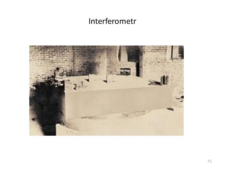Interferometr 75