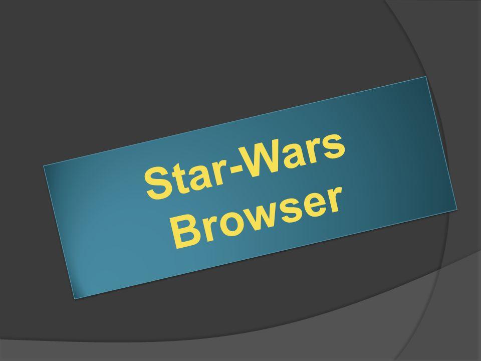 Star-Wars Browser