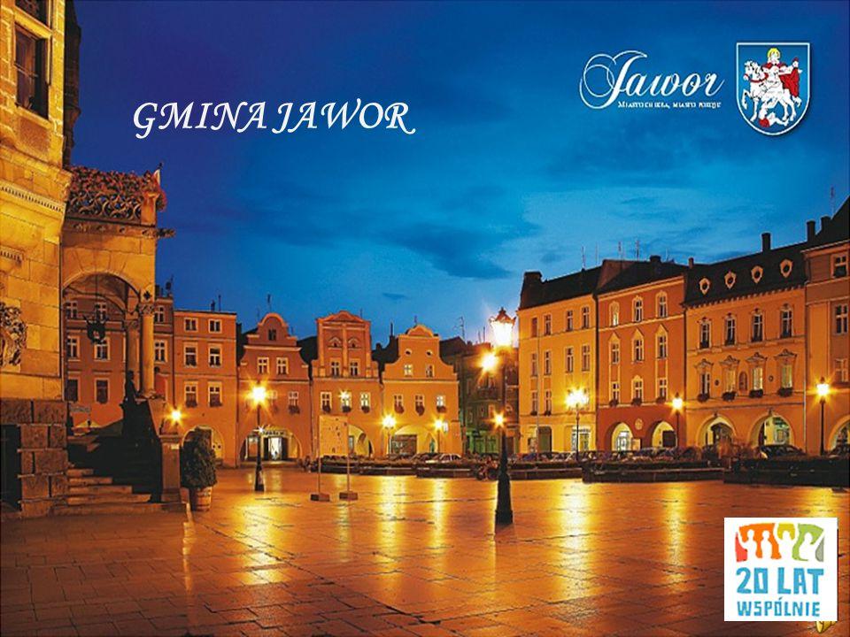  Gmina Jawor powstała w 1990 roku, gdy w dniu 27 maja 1990r.