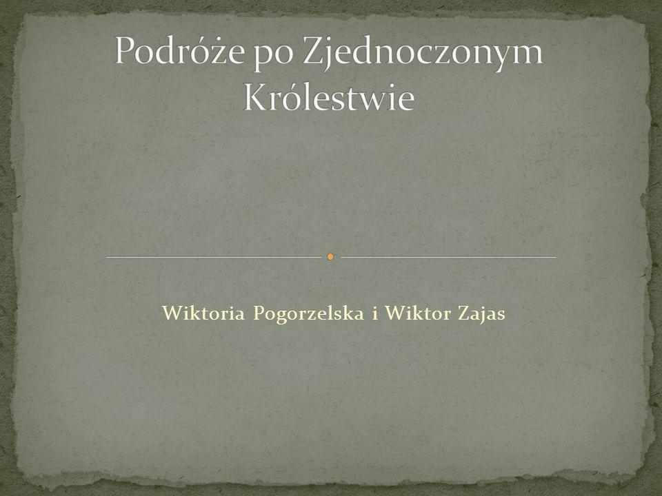 Wiktoria Pogorzelska i Wiktor Zajas