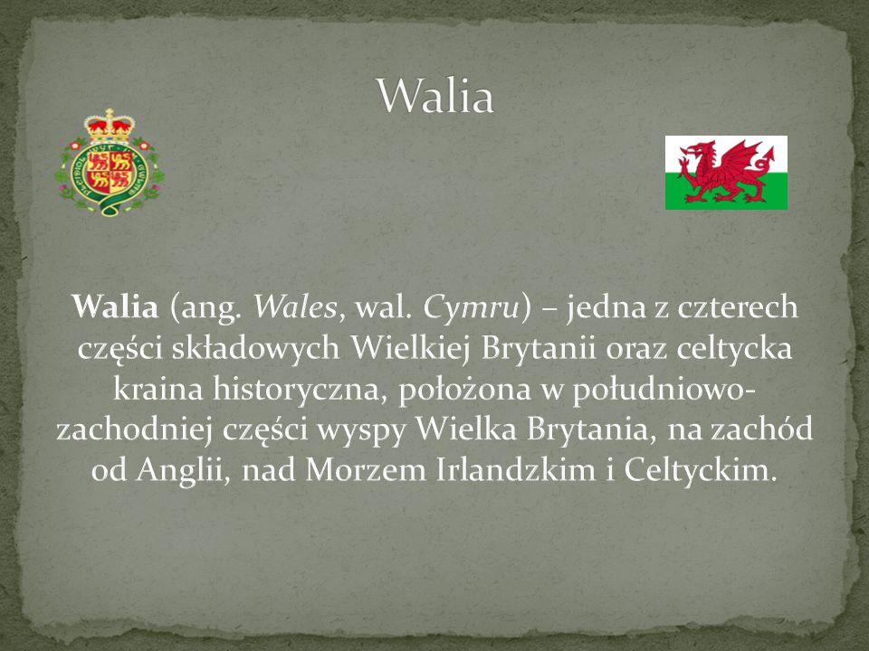 Największym miastem i stolicą jest Cardiff.