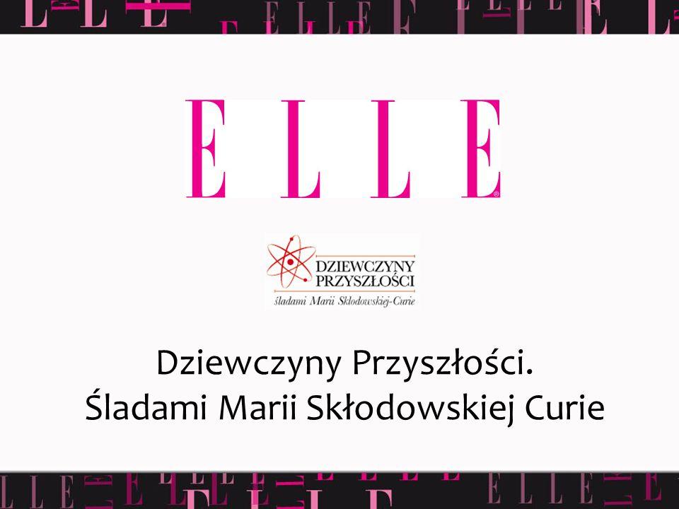Konkurs naukowy dla młodych, zdolnych, ambitnych i zdeterminowanych kobiet, których pasją są nauki ścisłe.