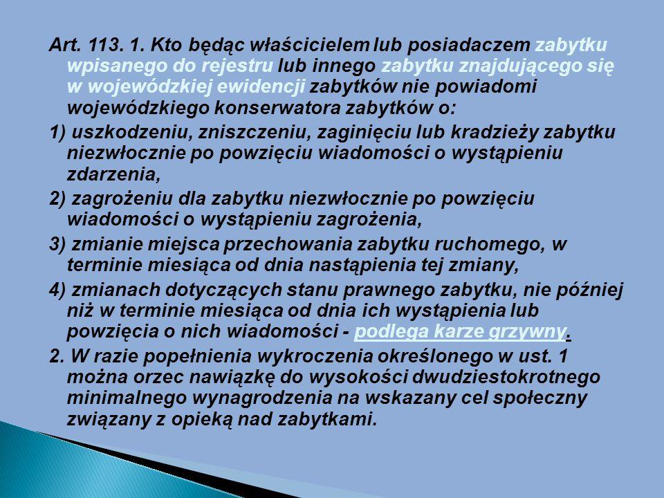 Art.113. 1.