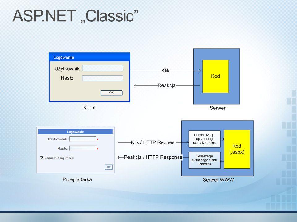"ASP.NET ""Classic"""
