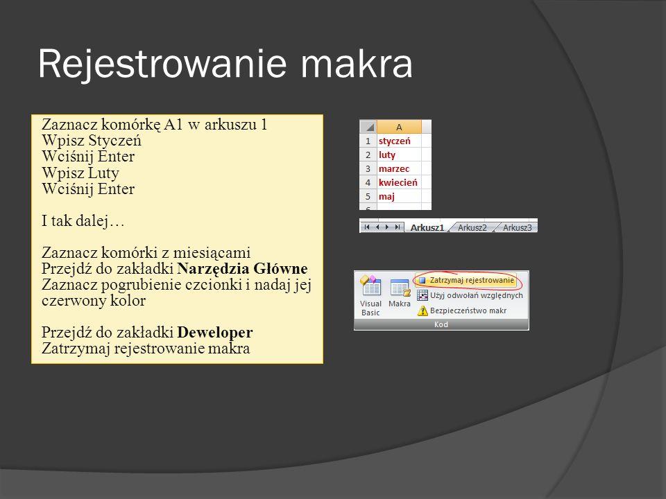 Łączenie kontrolek ze źródłem danych 1 2 grupa Deweloper ze wstążki 3 4
