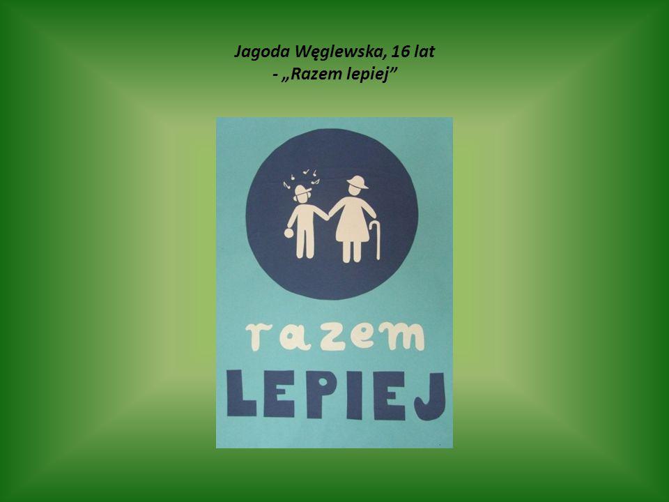 """Alicja Zielińska, 23 lata i Bartosz Depczyński, 23 lata - """"Radość pokoleń , """"Wielka rodzina"""