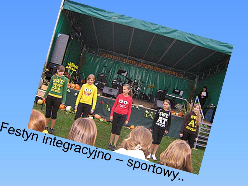 Festyn integracyjno – sportowy..