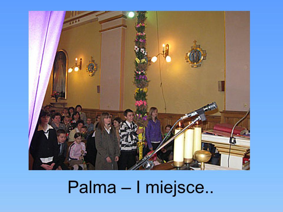 Palma – I miejsce..