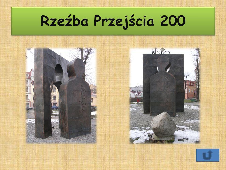 Rzeźba Przejścia 200