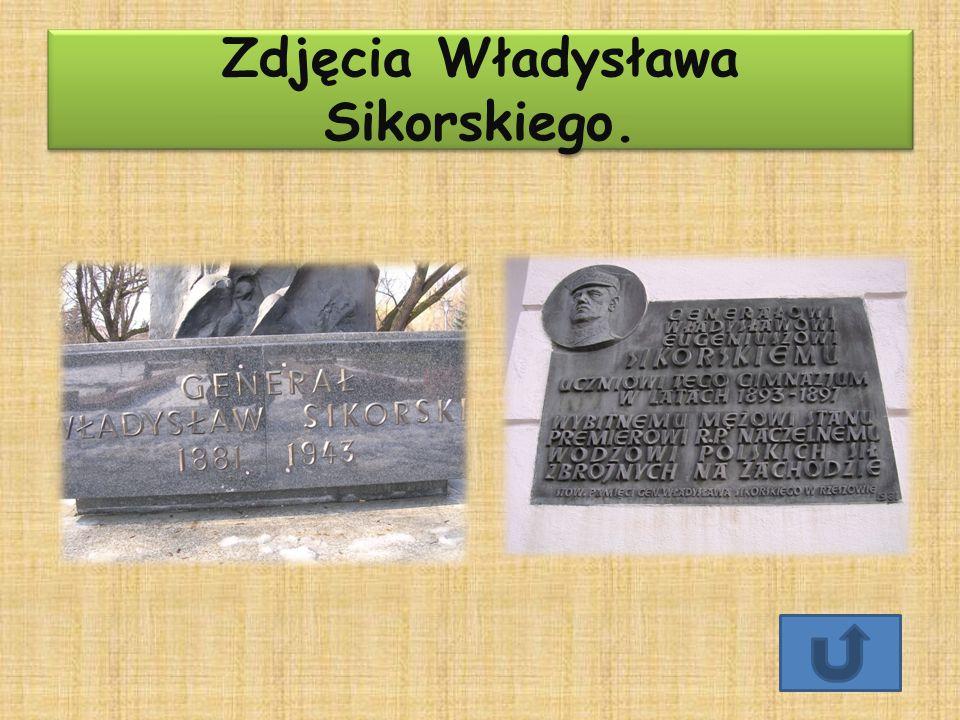 Zdjęcia Władysława Sikorskiego.