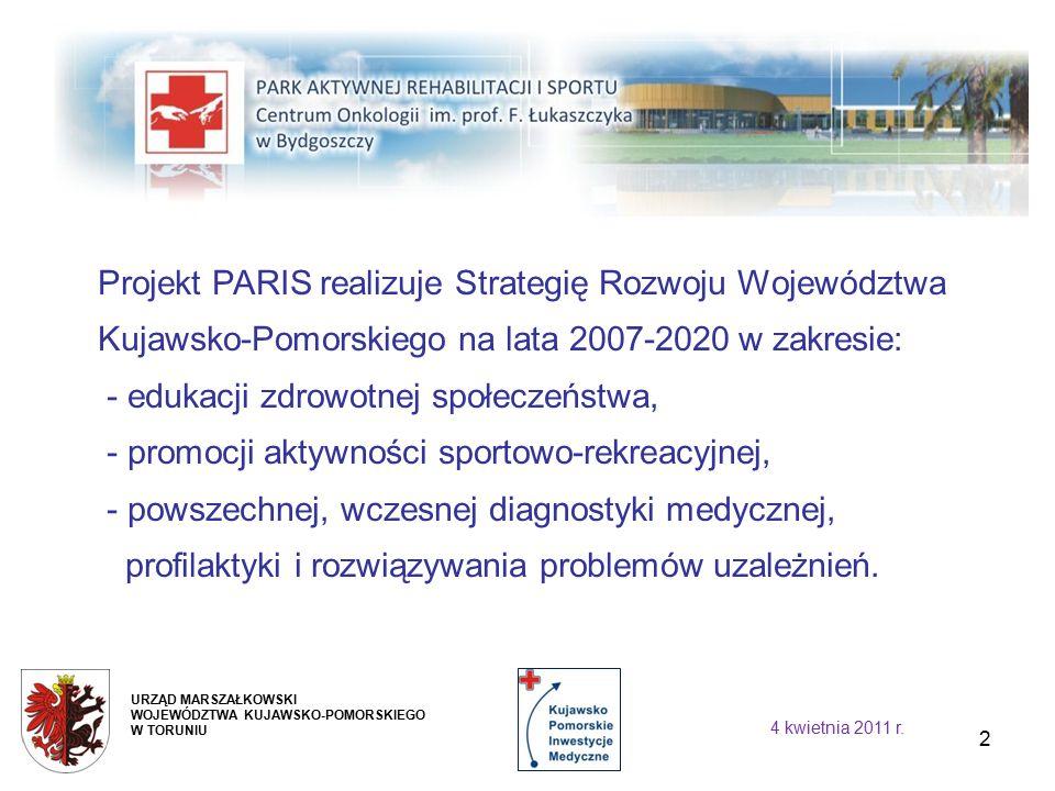 13 Pozytywne oddziaływanie na rzecz mieszkańców regionu w zakresie uprawiania sportu i zapewniania profesjonalnej rehabilitacji, profilaktyki i edukacji prozdrowotnej, szczególnie aktywizacji zawodowej osób w wieku 50 +.
