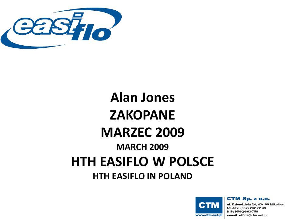Alan Jones ZAKOPANE MARZEC 2009 MARCH 2009 HTH EASIFLO W POLSCE HTH EASIFLO IN POLAND