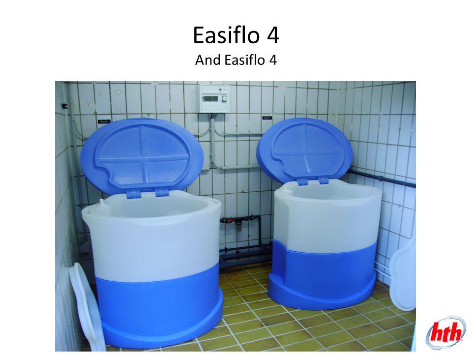 Easiflo 4 And Easiflo 4